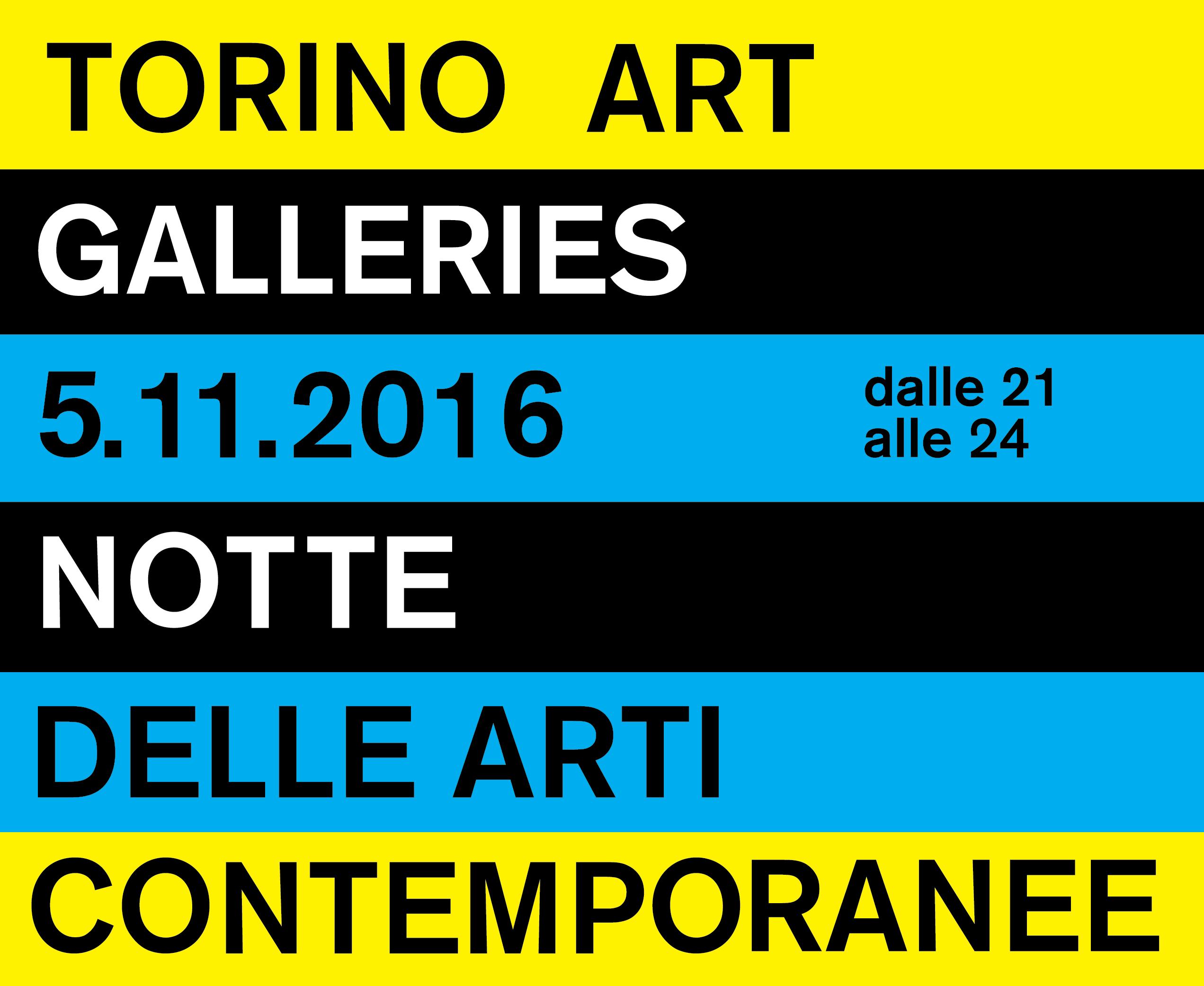 Notte delle Arti Contemporanee 2016