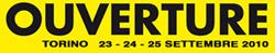 Ouverture 23-24-25 settembre 2010