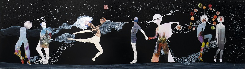 MAIN GALLERY: Irina Gabiani, Across the Universe