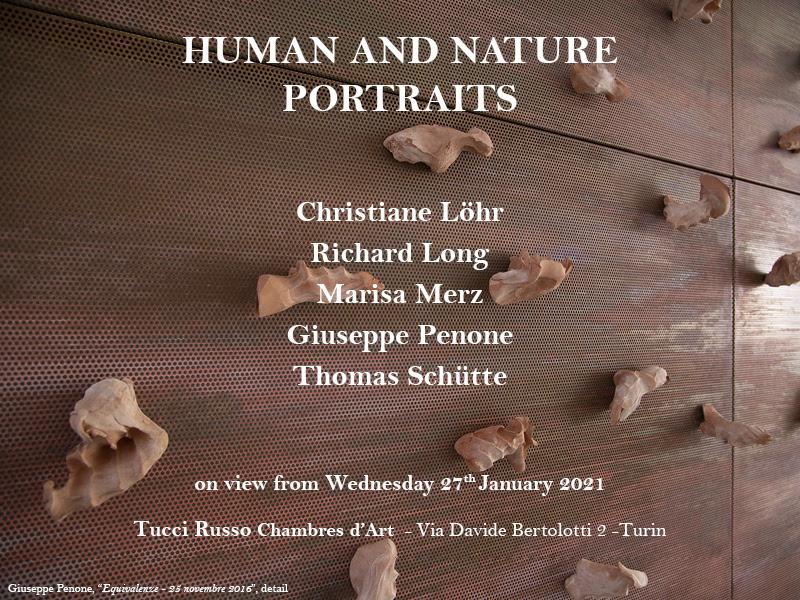 HUMAN AND NATURE PORTRAITS