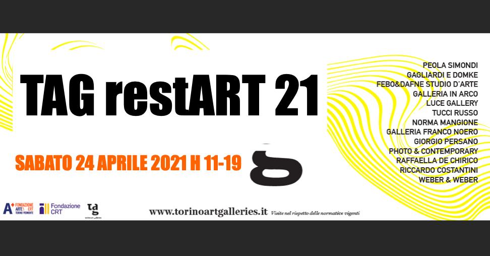 TAG restART 21